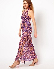 Glamorous Floral Maxi Dress