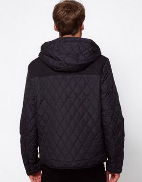 Image 2 ofRiver Island Quilted Farmer Jacket
