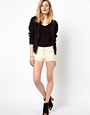 Iro Boucles Mini Shorts