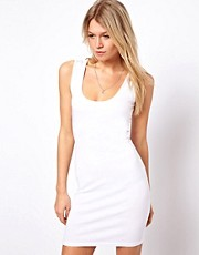 ASOS Mini Vest Bodycon Dress