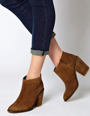Image 3 ofASOS AUDIO Leather Ankle Boots