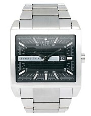 Reloj de acero inoxidable AX2200 de Armani Exchange