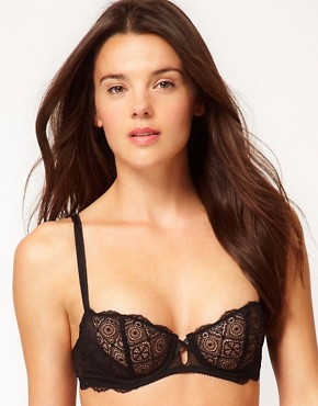 Implicite Emotion Half Cup Bra