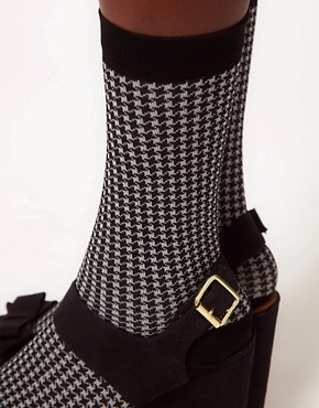 Image 2 ofPaul Smith Dogtooth Socks