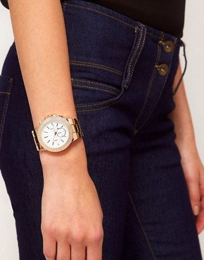 Image 2 ofASOS Interchangeable Bezel Boyfriend Watch
