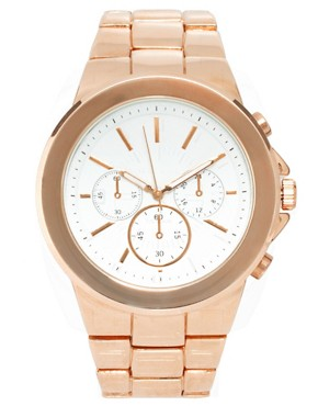 Image 4 ofASOS Interchangeable Bezel Boyfriend Watch