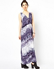 Oh My Love Tie Dye Maxi Dress