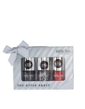Image 3 ofNails Inc The After Party Nail Trio SAVE 24%