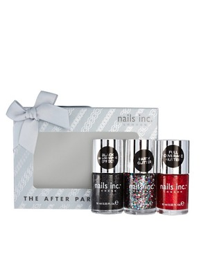 Image 1 ofNails Inc The After Party Nail Trio SAVE 24%
