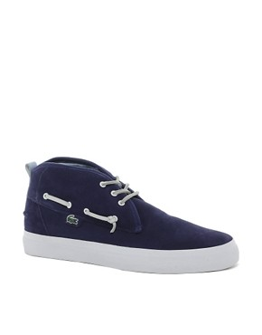 Image 1 ofLacoste L!VE Croxton Trainers