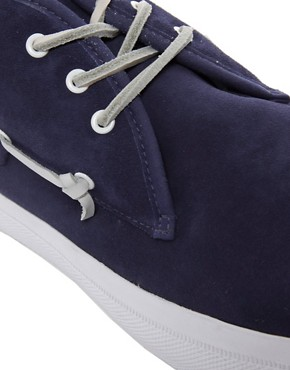 Image 2 ofLacoste L!VE Croxton Trainers