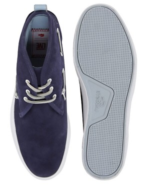 Image 3 ofLacoste L!VE Croxton Trainers