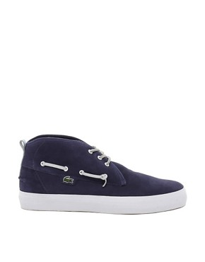 Image 4 ofLacoste L!VE Croxton Trainers