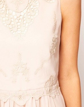 Image 3 ofOasis Cutwork Dress