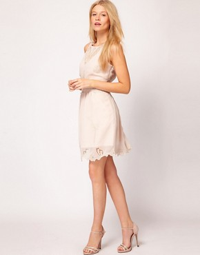Image 4 ofOasis Cutwork Dress