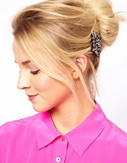 ASOS Jewel Hair Brooch