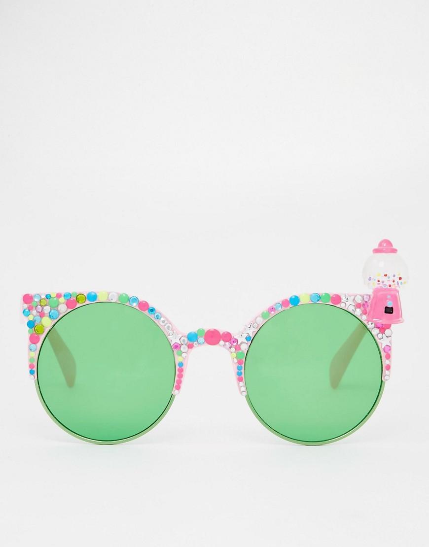 Image 2 ofSpangled Gum Ball Betty Sunglasses