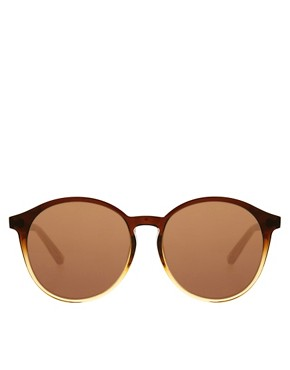 Image 2 ofThe Row Rounded Sunglasses