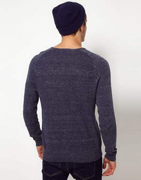 Image 2 ofASOS Grandad Neck Jumper