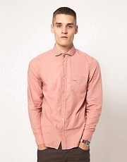 Diesel Spolpixyl Cotton Dobby Shirt