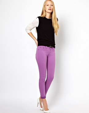 Image 1 ofRag &amp; Bone/Jean The Legging Skinny Jeans