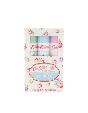 Image 3 ofCath Kidston Assorted Lip Balm Set SAVE 33%