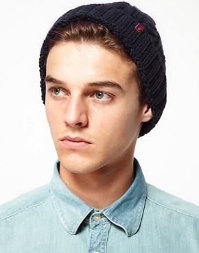 Image 3 ofJack &amp; Jones Beanie Hat