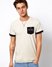 Rock &amp; Revival T-Shirt With Contrast Pocket