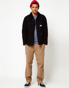 Image 4 ofCarhartt Heritage Woolen Jacket