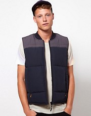 ASOS BLACK x Puma - Gilet