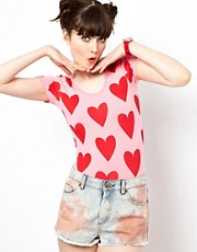 Lazy Oaf Lots Of Love Body