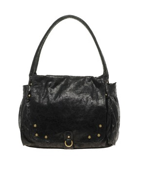 Image 1 of Matt & Nat Goldfrapp Pebble Large Bag With Zip Detail