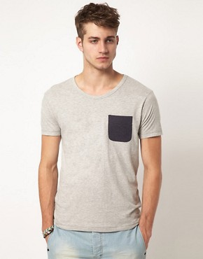 Image 1 ofJack &amp; Jones Intelligence T-Shirt