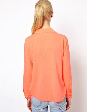 Image 2 ofSplendid Front Pocket Shirt