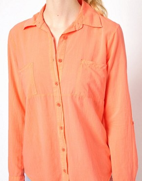 Image 3 ofSplendid Front Pocket Shirt