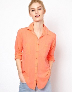 Image 1 ofSplendid Front Pocket Shirt