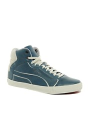 Alexander McQueen for Puma Street Climb Mid Trainers