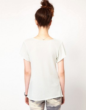 Image 2 ofWildfox Run Free T-Shirt
