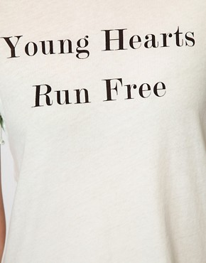 Image 3 ofWildfox Run Free T-Shirt
