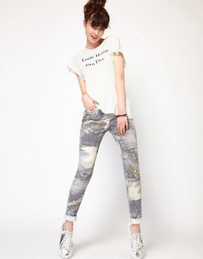 Image 4 ofWildfox Run Free T-Shirt