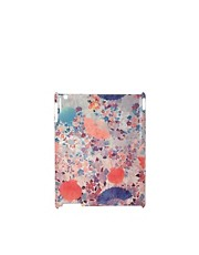Beta Lunar Print iPad Hard Case