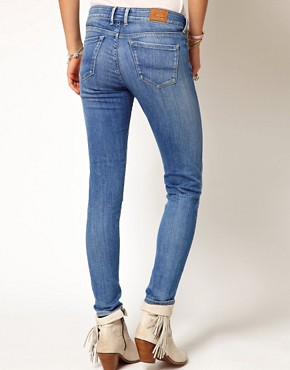 Image 2 ofPepe Jeans Soho Skinny Jeans