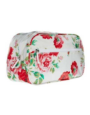 Image 2 ofCath Kidston New Rose Bouquet Washbag