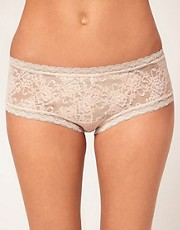 Kinky Knickers Lace Hipster Knickers