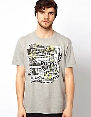 Converse Ransom Note T-Shirt