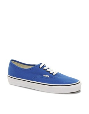 Image 1 ofVans Authentic Plimsolls