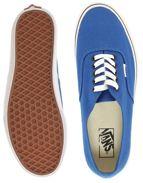 Image 3 ofVans Authentic Plimsolls