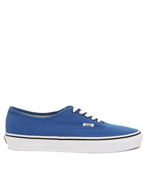Image 4 ofVans Authentic Plimsolls
