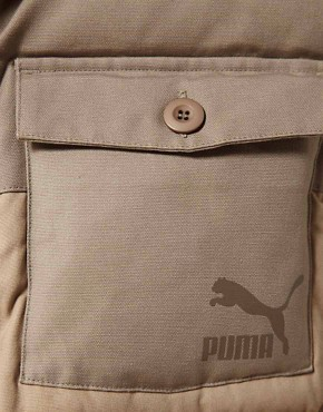 Image 3 ofPro Green X PUMA Gilet