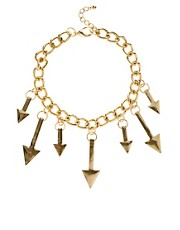 ASOS Arrow Necklace